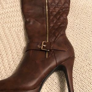 Shoes - Brand new Leather Boots